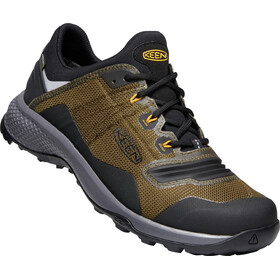 Keen Tempo Flex WP Shoes Men, dark olive/black